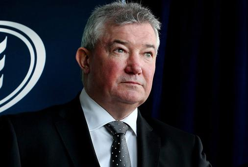 Bank of Ireland Group chief executive Richie Boucher