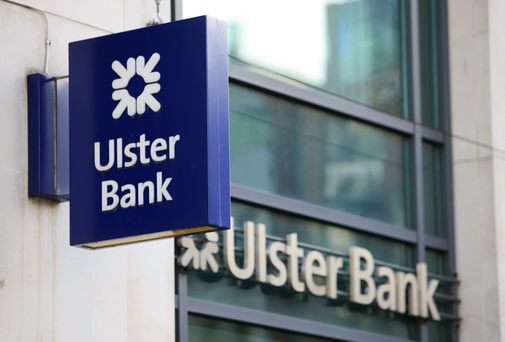 Ulster Bank is at risk of losing control of almost 50,000 Irish mortgages
