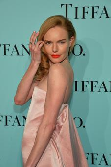 Actress Kate Bosworth attends the Tiffany Debut of the 2014 Blue Book