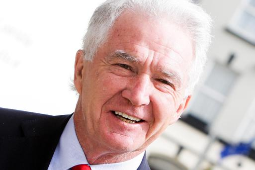 Former Anglo Chairman Sean FitzPatrick (65)