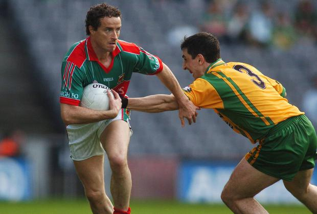 Former Mayo star Kevin O'Neill believes the county has its eyes on the National League title