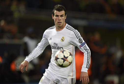 Real Madrid - with star forward Gareth Bale - are playing the most attractive football in Europe along with semi-final opponents Bayern Munich, according to former great Paul Breitner
