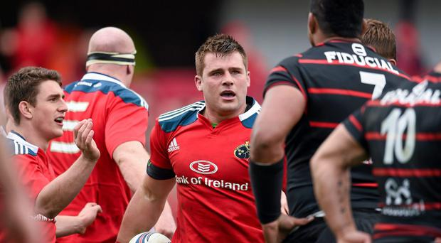 CJ Stander - who replaced Peter O'Mahony against Toulouse last weekend - is finally fulfilling his promise at Munster