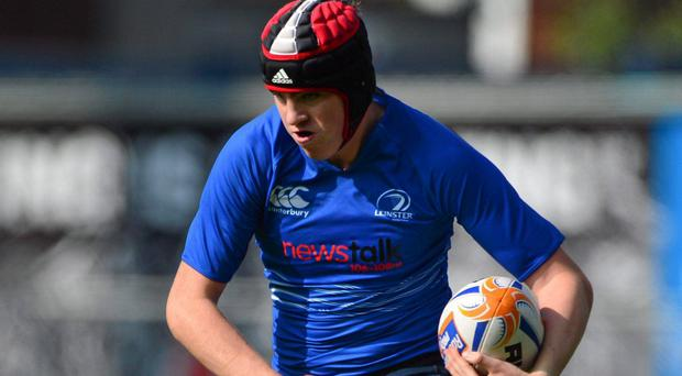 Peter Howard, Leinster and Ireland Under 18's Clubs
