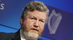 Health Minister Dr James Reilly. Photo: Collins