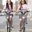 Dublin City Council teamed up with dublinbikes to create a buzz around Dublin city centre in advance of the arrival of the Giro d'Italia cycling event to Dublin on Sunday 11th May 2014.