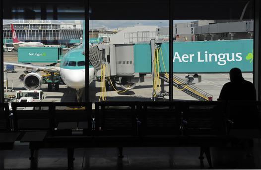 Aer Lingus customers have been advised to cancel their flights