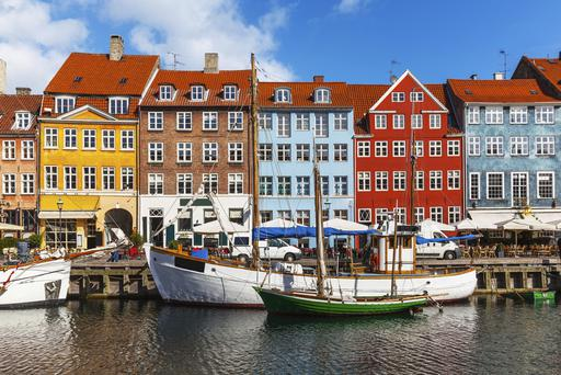 Colourful Copenhagen: The key to unbridled contentment appears to be Danish DNA