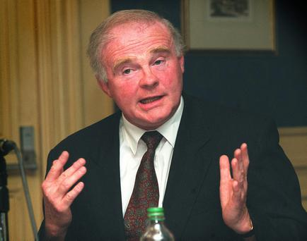 John Teeling, chairman of Connemara Mining