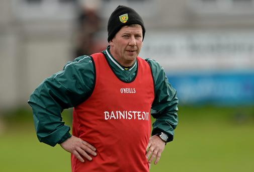 Donegal manager Ray Durack