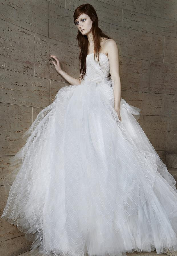 (Photo by Vera Wang via Getty Images)