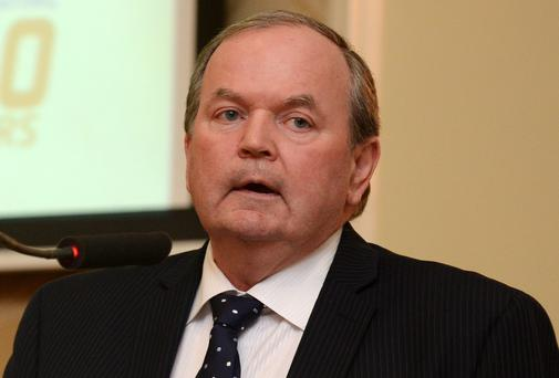 Liam O'Neill: hopes deal will show to be 'brave decision'. Photo: Caroline Quinn