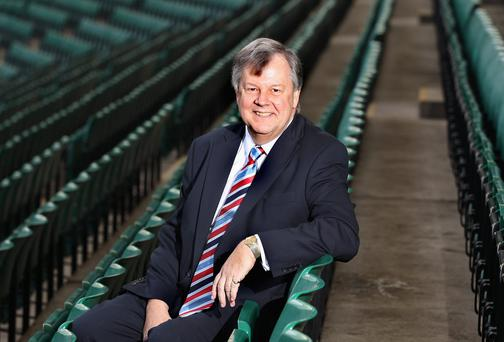 Ian Ritchie, the RFU chief executive