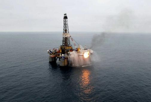 Barryroe oilfield, off the Cork coast, could be farmed out in a deal worth €217m