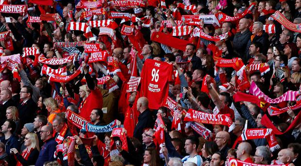 Liverpool fans are growing increasingly nervous as their 24-year wait for a league looks like it could end soon