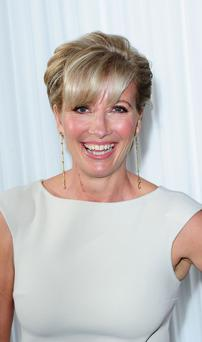Emma Thompson attending the Empire Magazine Film Awards held at the Grosvenor Hotel in London. Ian West/PA Photos.