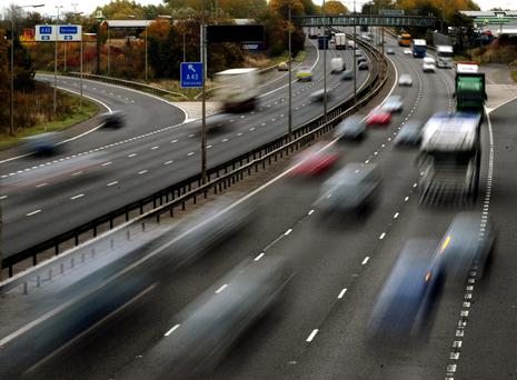 Motorists want to see increase in speed limits