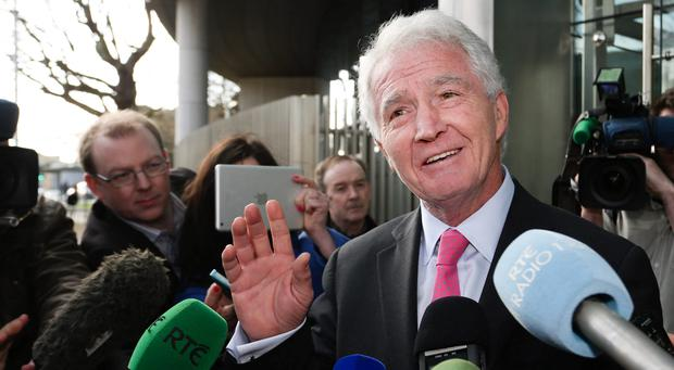 Former Anglo Chairman Sean FitzPatrick