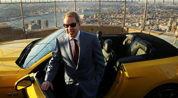 Ford Motor Company Executive Chairman Bill Ford