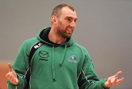 Connacht's John Muldoon played a key role in their win over Munster in December 2008