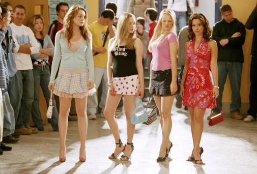 It's been ten years since the cult hit 'Mean Girls'