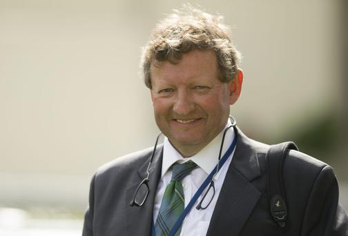 Trainer Mark Johnston