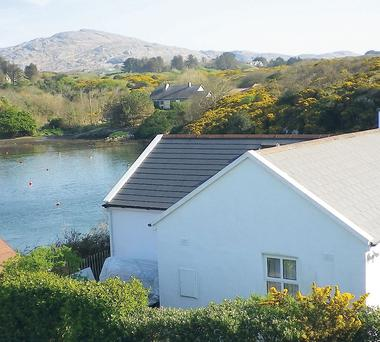 Harbour Cottage is on sale for €335k.