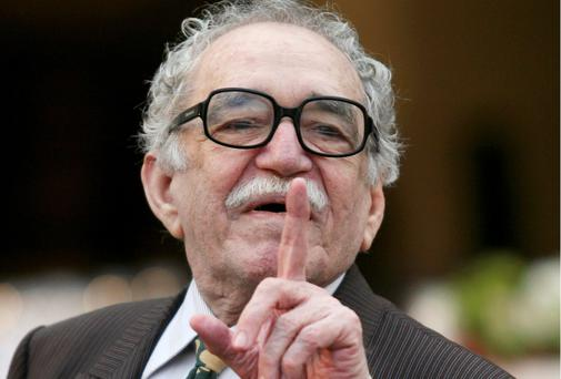 Colombian Nobel Prize laureate Gabriel Garcia Marquez . Photo: Reuters