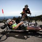Mark Rohan, Irish Paralympic hero with Paul Kimmage