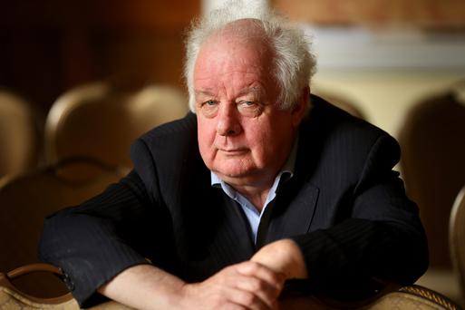 Film director Jim Sheridan