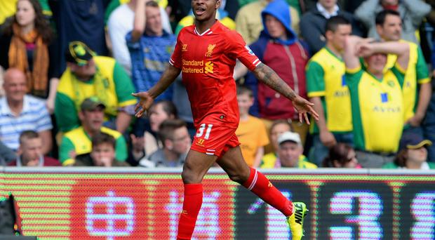 Raheem Sterling's performances for Liverpool this year are worthy of a place in England's World Cup squad