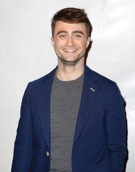 Daniel Radcliffe has finally confirmed his romance. (Photo by Walter McBride/WireImage)