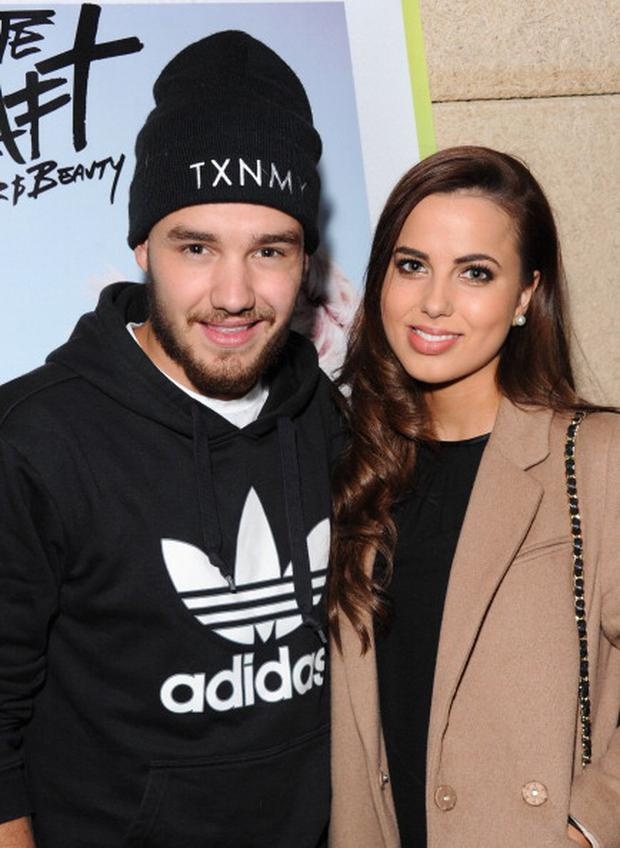 Liam Payne and Sophia Smith (Photo by David M. Benett/Getty Images for Fudge Urban)