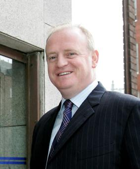 Kevin Lane, head of Ornua, formerly the Irish Dairy Board.