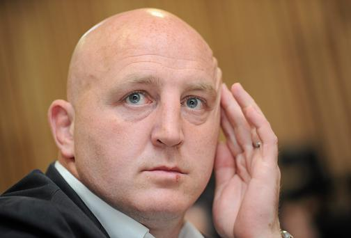 Keith Wood: consultant. Photo: Sportsfile