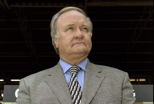 Ron Atkinson was the last manager to be sacked by Manchester United