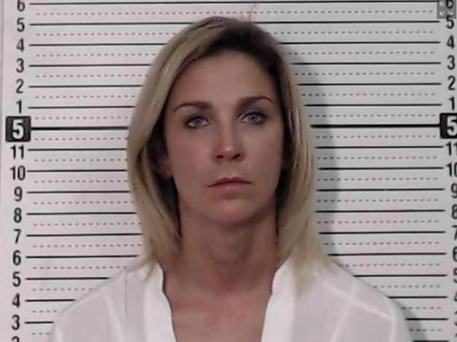 Mindy Taylor, pictured in a police handout