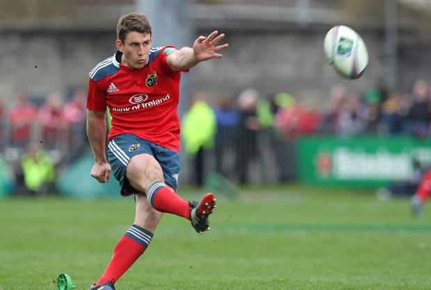 Ian Keatley of Munster