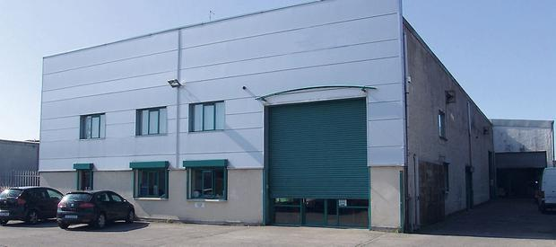 Unit 68 Grange Close, Baldoyle Industrial Estate, Dublin.