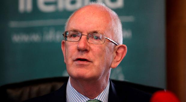 Not a fan: IDA Ireland chief executive Barry O'Leary