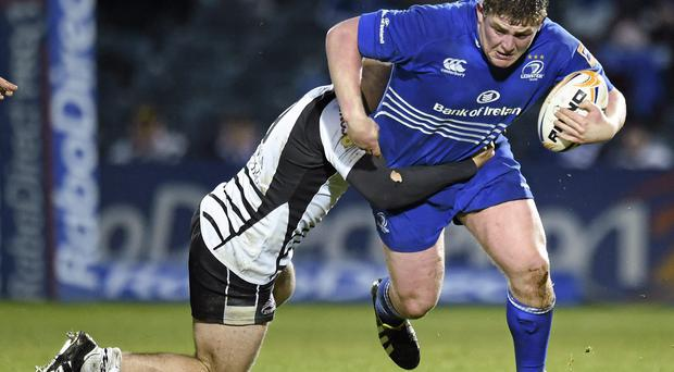 Tadhg Furlong is expected to return to the Leinster 'A' team for their trip to Pontypridd