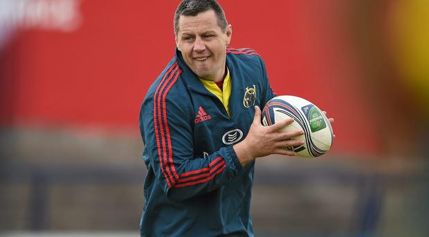 James Coughlan has become a crucial cog in the Munster machine