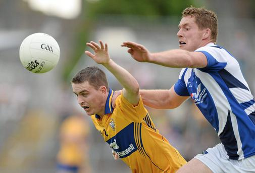 Clare's Martin McMahon is adamant that his teammates will not be intimidated by the ' Park factor'. Photo: Diarmuid Greene / SPORTSFILE