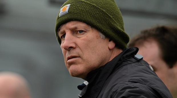 Former Limerick goalkeeper Joe Quaid says the county board 'didn't covered themselves in glory' over the Donal O'Grady affair. Photo: Ramsey Cardy / SPORTSFILE