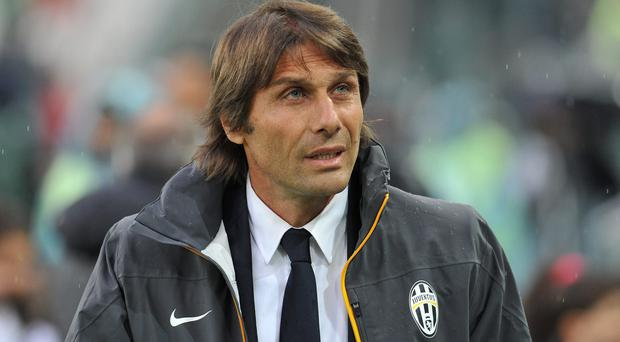 Juventus head coach Antonio Conte has emerged as a real contender for the Old Trafford job