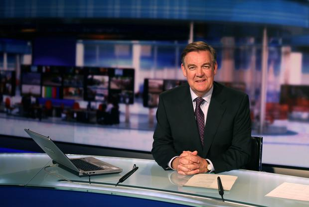 RTE newsreader Bryan Dobson is to take up a position as a lecturer