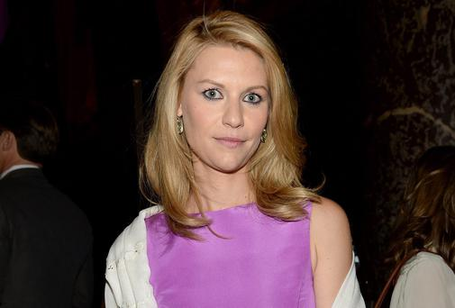 'Homeland' actress Claire Danes attending 'Variety' magazine's Power Of Women event in New York City