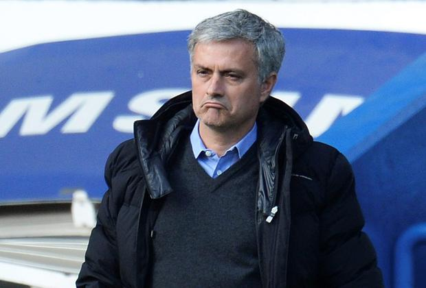 Chelsea manager Jose Mourinho says he is looking for 'respect' from the FA. Photo: REUTERS/Philip Brown