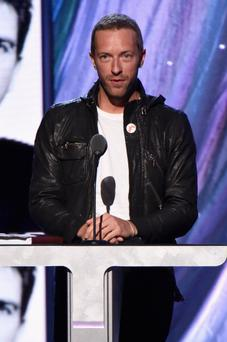 Chris Martin gives an interview to BBC Radio One this evening where he talks candidly about his marriage ending.