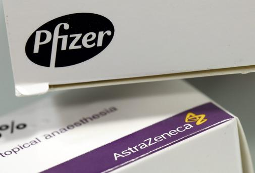 Pfizer recently opened a €21.6m new product technology laboratory at the company's Ringaskiddy site in Co Cork